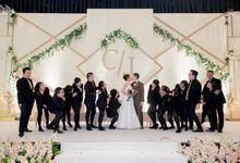 Holiday Inn Kemayoran - Cliff & Julia by Maestro Wedding Organizer