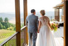 Custom Design Wedding Dress by Miyuki Liem Bridals