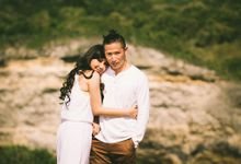 Engagement Session of Welly & Fergie by Ario Narendro Photoworks
