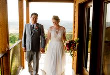 Custom Design Wedding Dress by Miyuki Liem Bridals