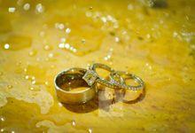 Dramatic Mountain Raung Wedding Concept by Bali Izatta Wedding Planner & Wedding Florist Decorator