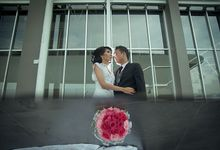 Rahma & Enjang Prewedding by Exposura Photography
