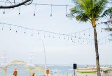 Tyrone & Kayleigh Wedding at Segara Village by Byrdhouse Beach Club