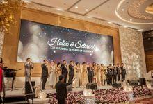 Golden Anniversary Halex Halim & Stiawati by William & Friends