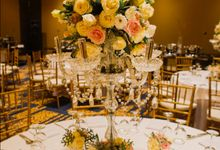 Wedding at Mulia Bali by d'Oasis Florist & Decoration