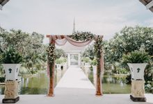 Jessica & Antonio Wedding by Bali Brides Wedding Planner