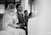 Holy Mantrimony Valen & Maria by CARI WEDDING ORGANIZER