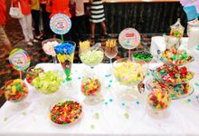 Daiso Dinner & Dance 2013 by Candy Buffet Singapore