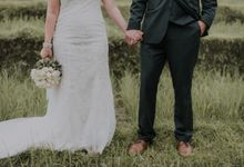 Taryn & Branden Intimate Post Wedding Session by Agra Photo