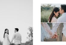 The Bali Prewedding | Kevin & Kristina by Costes Portrait