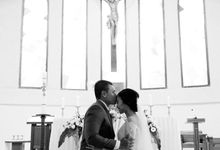 Holy Mantrimony Valen & Maria by CARI WEDDING ORGANIZER