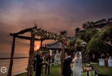 Stella & Patria Wedding by Bali Palma Wedding