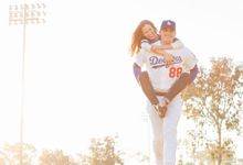 Allie + Jarret Engagement by Michelle & Damien, photography and film