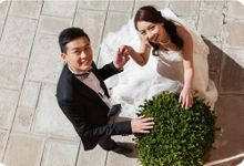 pre-wedding photosession by Luca, Photographer in Venice