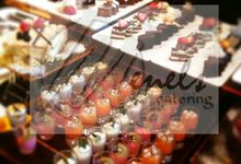 Menu Selection by MENELS Catering