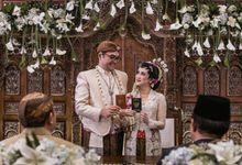 LUNA & DEGA - AKAD NIKAH by Promessa Weddings
