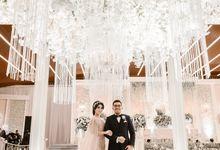 DINDA & KEVIN WEDDING by  Menara Mandiri by IKK Wedding (ex. Plaza Bapindo)