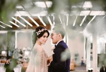 DINDA & KEVIN WEDDING by  Menara Mandiri by IKK Wedding (ex. Plaza Bapindo)