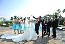 Outdoor Wedding by Novotel Tangerang
