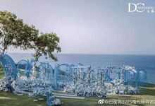 The Ayana Sky Wedding Decoration by Bali Wedding Service