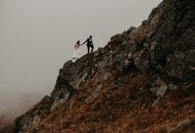 Wedding Shooting in High Mountains by Fotomagoria