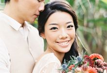 Tropical Fruit Wedding Inspiration by Brody Tan Photography