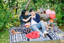 Allex and Kathy Engagement Shoot by Ruffa and Mike Photography