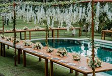 The Wedding of Giovanni & Dewi by Oma Thia's Kitchen Catering