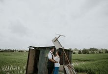Putra & Yustin Engagement by Agra Photo