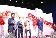 MC Wedding Seating Dinner Sun City Jakarta - Anthony Stevven by Anthony Stevven