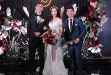 MC Wedding Intimate Suasana Restaurant Jakarta - Anthony Stevven by Anthony Stevven