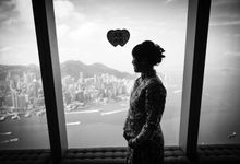 Matthew & Aiko, The Ritz Carlton, Hong Kong by Tim Gerard Barker Wedding Photography & Film