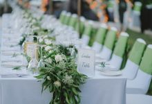 Wedding At Alila Uluwatu Bali by d'Oasis Florist & Decoration