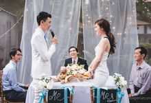 Solemnization of Roy&Candy by Luvpersecond Studio