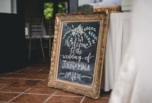Mid Summer Nights Dream Themed Wedding by Styled Story