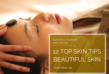 Top 12 Skincare Tips for Beautiful and Younger Skin by ESTHEVA Spa