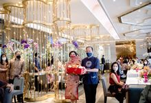 MC Sangjit  at House of Yuen Fairmont Hotel - Anthony Stevven by Anthony Stevven