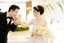 The Wedding of Andre & Jeceline by Grand Mercure Bandung Setiabudi