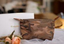 Premium Pouch by L'estudio