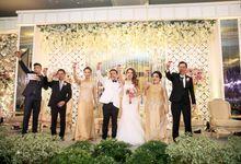 Johan & Bertha wedding by Roundtable Photography & Videography