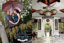 Pre-Nup Fel & Cha by CJC PHOTOGRAPHY ASIA CORPORATION