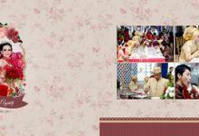 Andhin dan Agung Wedding by Swarna Wedding
