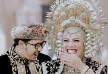 Wedding Ira + Rachmat by matafoto.id