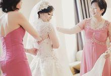 Hie & Yvonnie Wedding Day by VOI&VOX Photography
