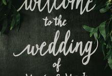 The Wedding of Mark & Maria by BDD Weddings Indonesia