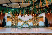 Beautifully Indian Wedding by Konsep Sejiwa
