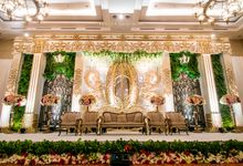 Glamour Javanese Carriage by Joelle Decoration