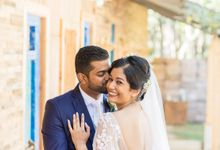 Wedding of Prabudhi & Thilina by DR Creations