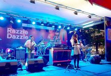 (Social Event) New Years Eve at The Flavor Bliss Alam Sutera; Razzle Dazzle by The Blitz Entertainment