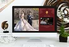 Ivan & Levina - Digital Invitation / Undangan Digital Connectied v1.0 + Live Streaming by Connectied Virtual Wedding
